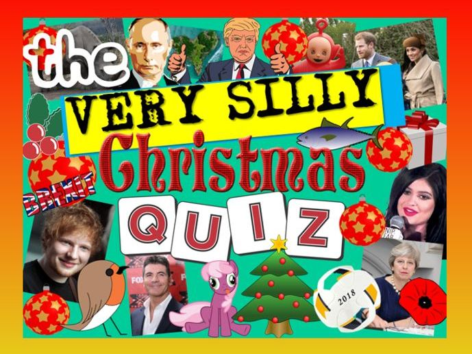 Christmas / End of Term Quiz