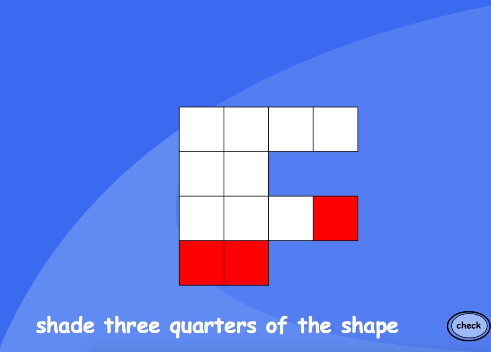 Shading Blocks Interactive Activity - KS2 Number