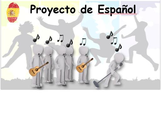 Grammar Project- Proyecto de Gramatica KS4 Spanish