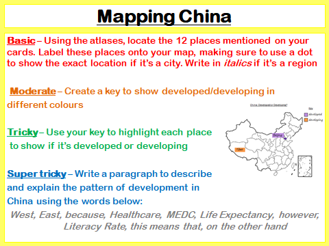 How Developed is China?