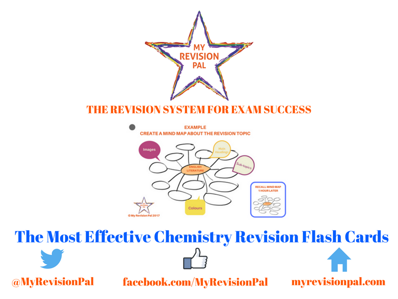 The Most Effective Revision Flash Cards (For Chemistry)