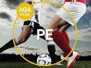 AQA GCSE PE Paper 1 Revision Cards