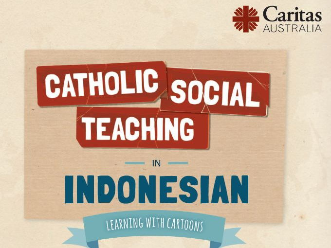 Catholic Social Teaching in Indonesian