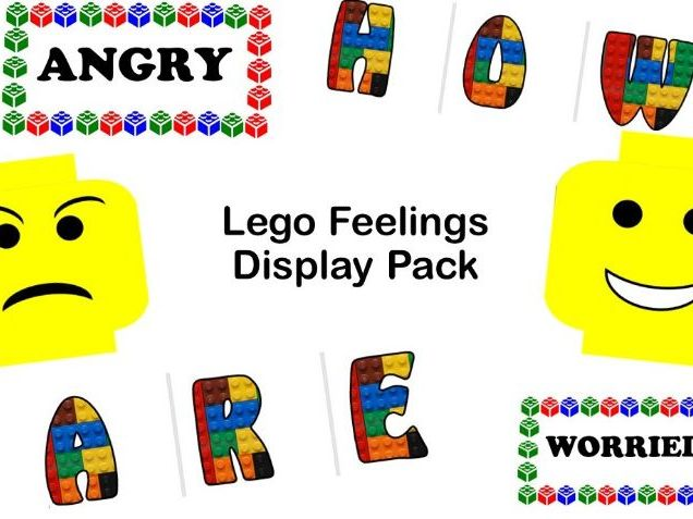 photograph regarding Printable Lego Faces identified as Lego Thoughts Present Pack through tmitc28 Instruction Products
