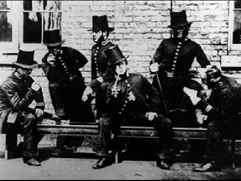 Jack the Ripper SoW: Whitechapel, Police and the Ripper