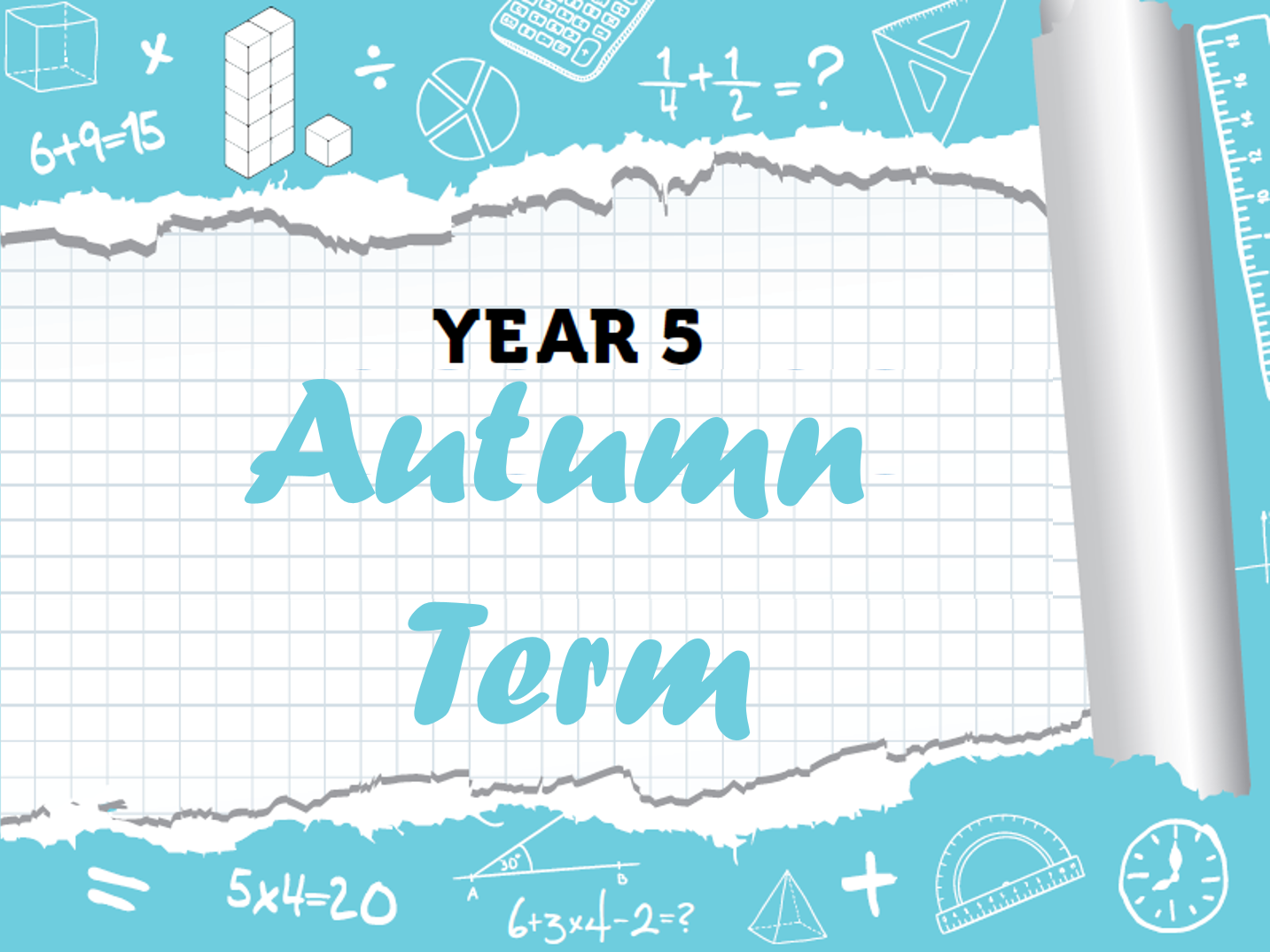 Year 5 - Full Autumn Term