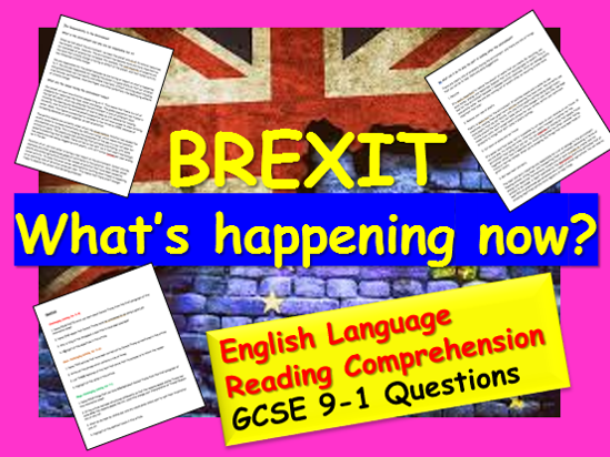 Reading Comprehension - Brexit