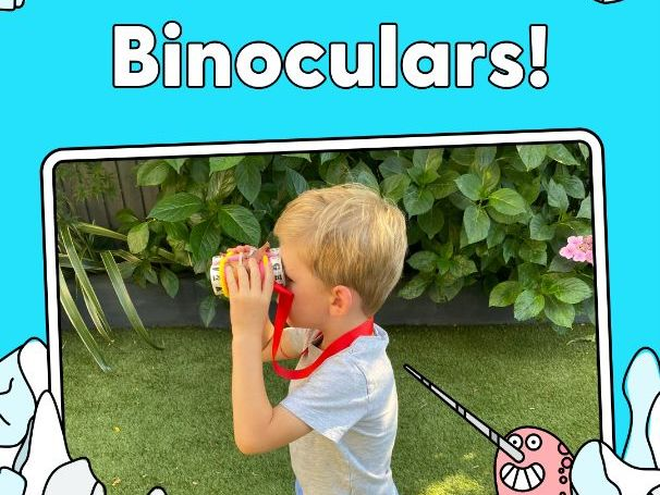 Activity - How to make Binoculars
