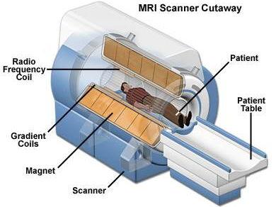 AQA A Level Unit 10 - Medical Physics Option - 10.4.3 Magnetic Resonance Scanner