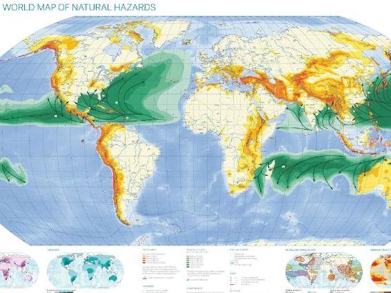 GCSE Geography Edexcel B (9-1) New GCSE - Topic Hazardous Earth