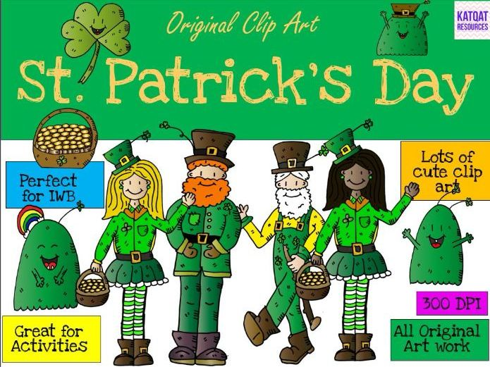 St Patricks Day Clip Art
