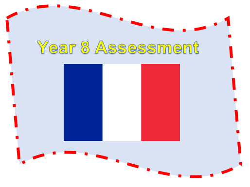 Year 8 French - End of Year Assessment