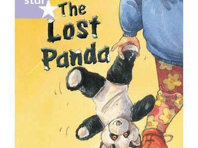 Rigby Star Lilac: The Lost Panda