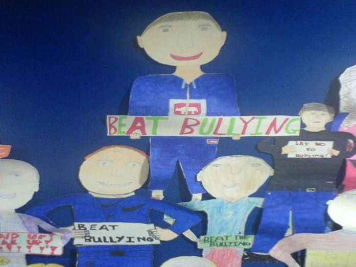 Anti-bullying week ideas sheet