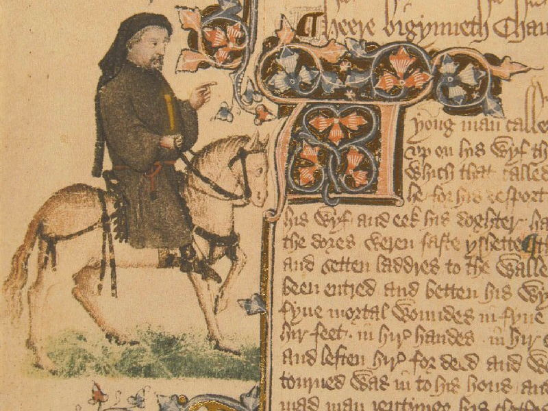 Chaucer - The Wife of Bath complete resources