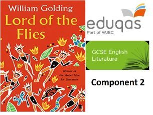 Lord of the Flies Literature exam papers x 8