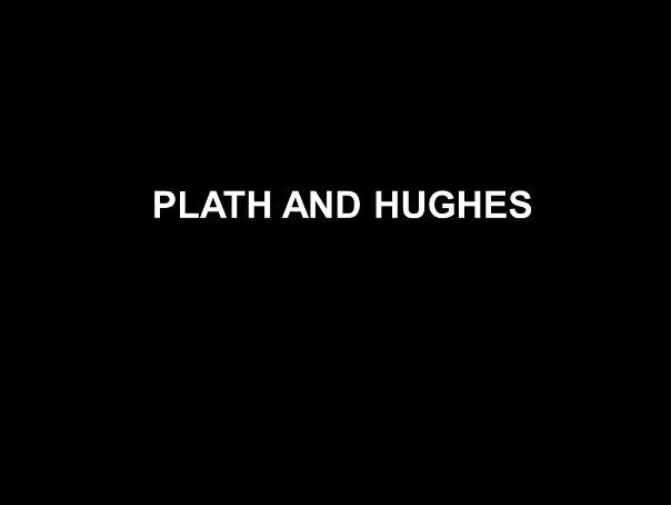 Comparing Plath and Hughes: a collection of resources
