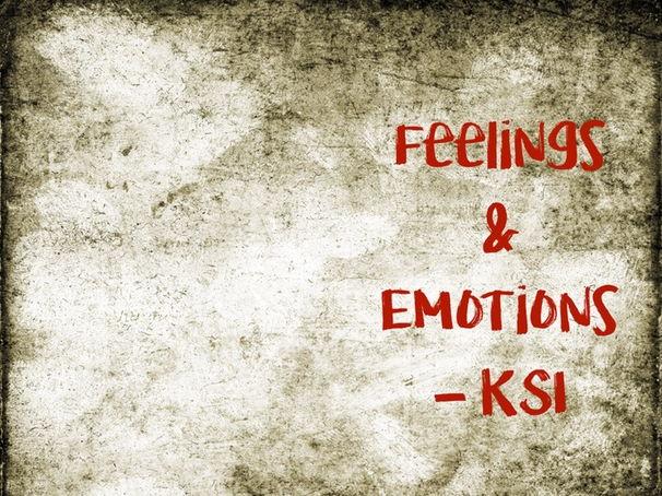Feelings & Emotions #1 - KS1