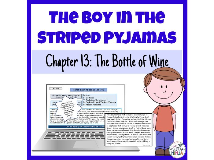 Chapter 13: The Bottle of Wine