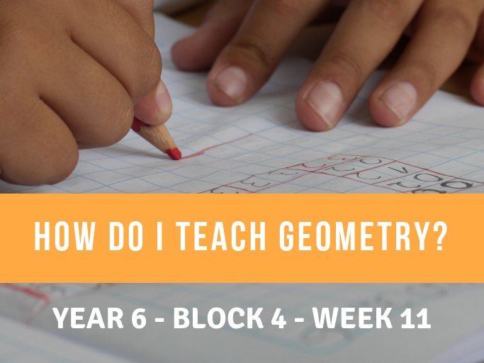 Geometry Position and Direction Year 6 Block 4 Week 11