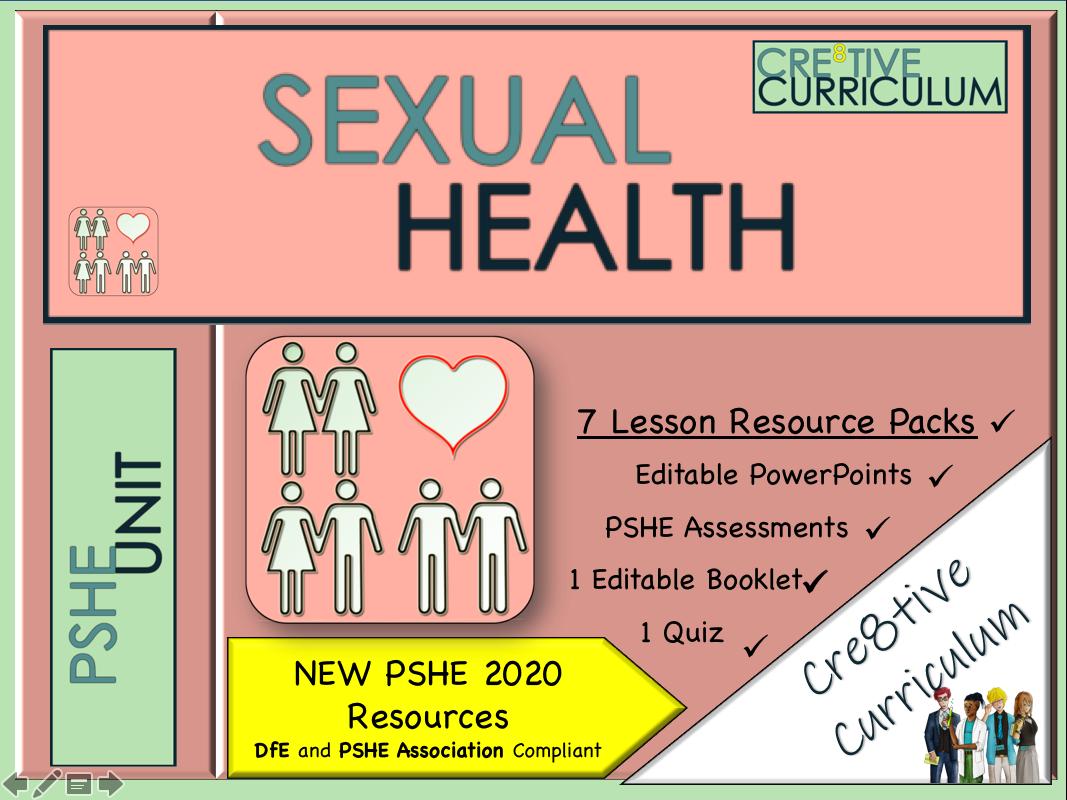 Sexual Health Unit - RSE