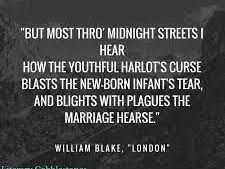 LONDON BY WILLIAM BLAKE an in depth analysis A* GCSE English Literature