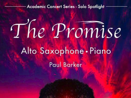 The Promise (Alto Saxophone & Piano)