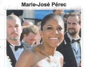 Marie- Jose Perec  French  Olympic Gold medalist