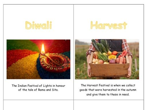 Festivals and Celebrations display