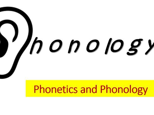 AQA AS English Language: Phonology.