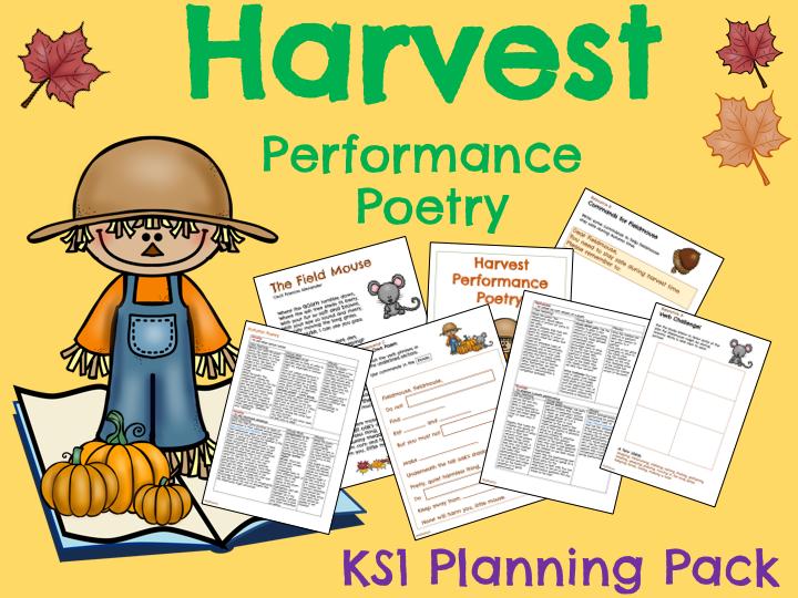 Harvest Poetry