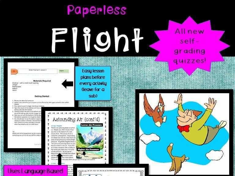 Self-Grading Digital and Paperless Flight Unit