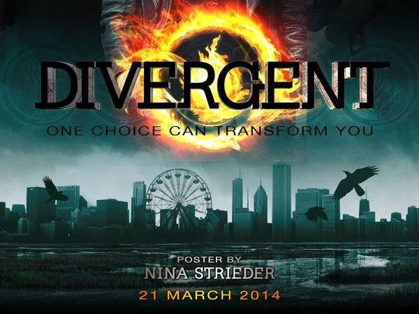 Divergent: Paper 1 Question 3 (structure) AQA English Language , 8700 spec