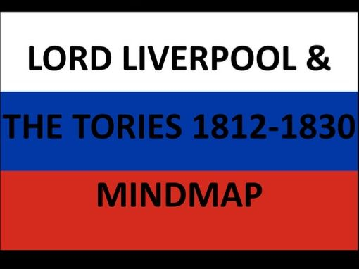 Lord Liverpool & The Tories 1812-1830