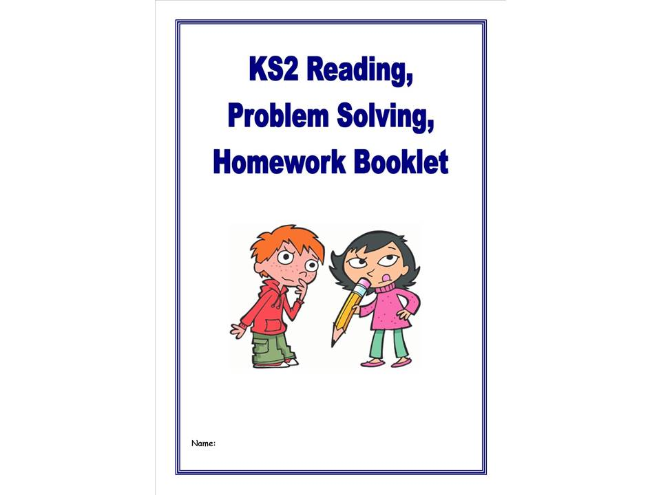 KS2 Reading/Problem Solving?Homework Booklet