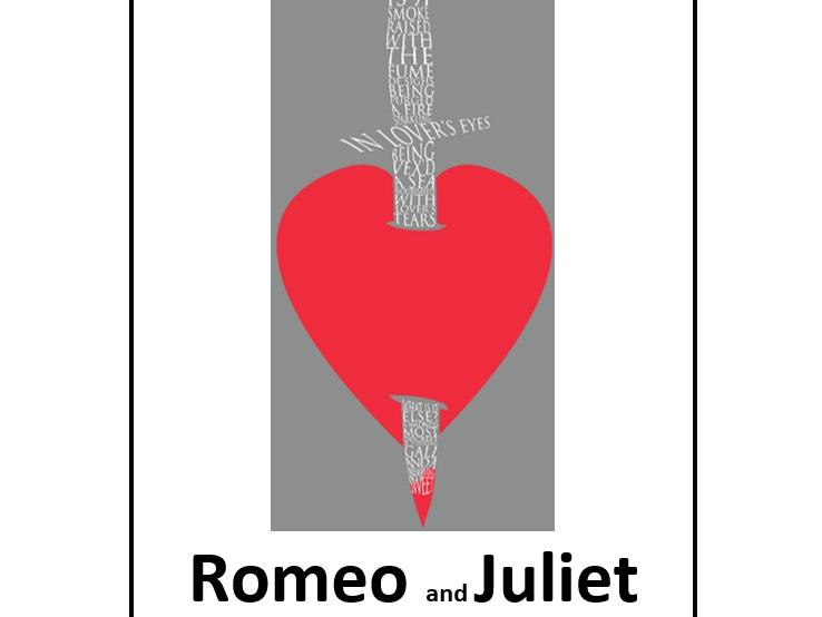 Romeo & Juliet - GCSE Eng. Lit.