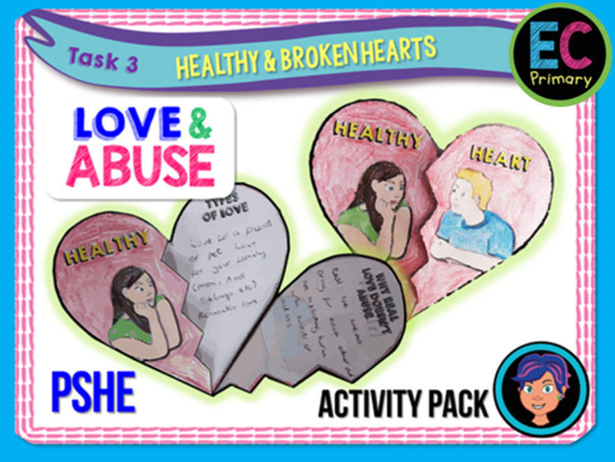 Love and Abuse PSHE Activity Pack