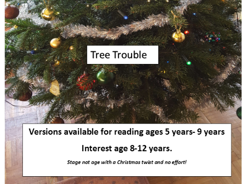 Christmas differentiated and guided reading   KS2-3