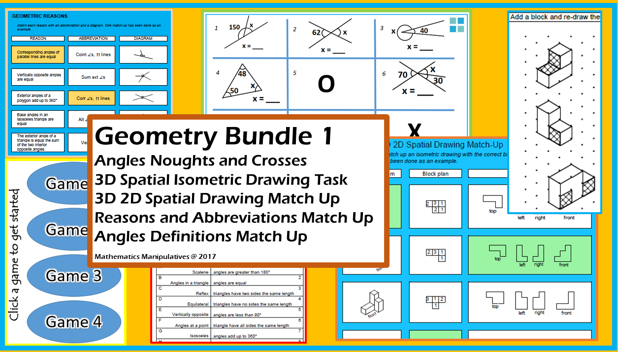 Geometry Bundle 1
