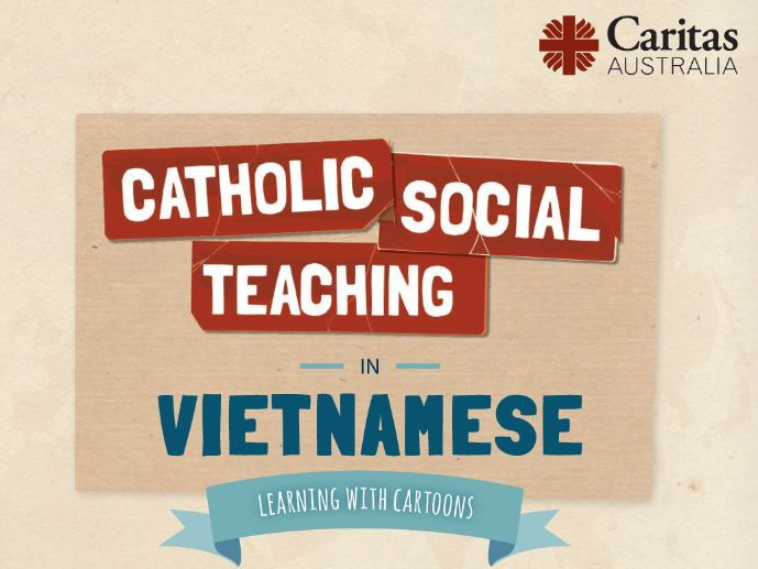 Catholic Social Teaching in Vietnamese