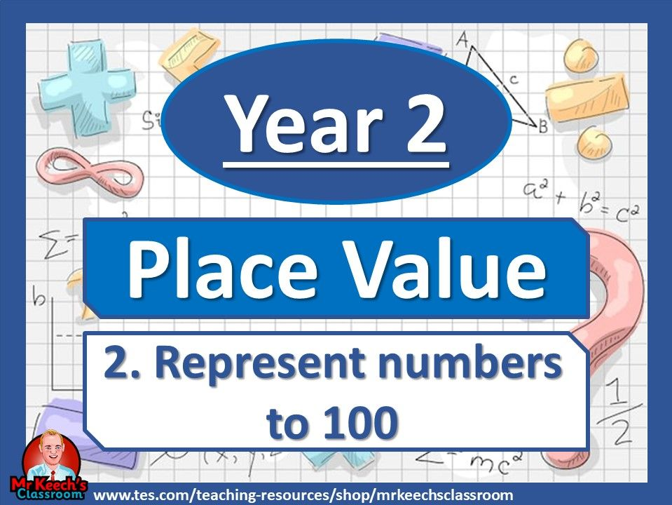 Year 2 - Place Value - Represent Numbers to 100 - White Rose Maths