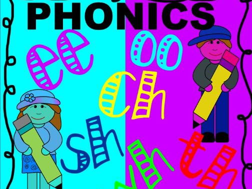 Phonics, Vocabulary, Games and Activities with visual support