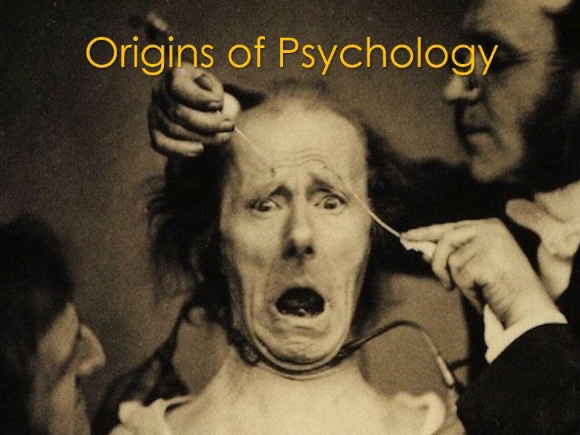 Slide Deck: Psychodynamic Approach in Psychology