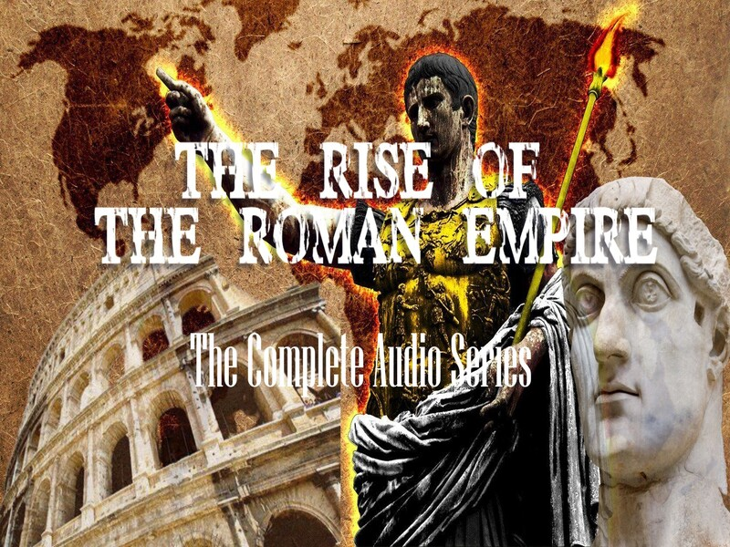 The Ancient Romans Complete KS2 Audio Series (50 Resources)
