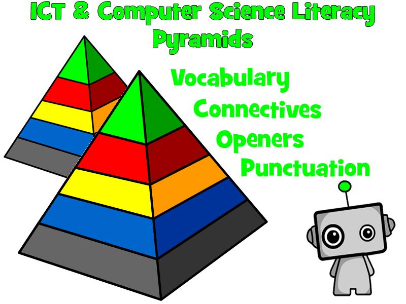 Literacy Pyramids