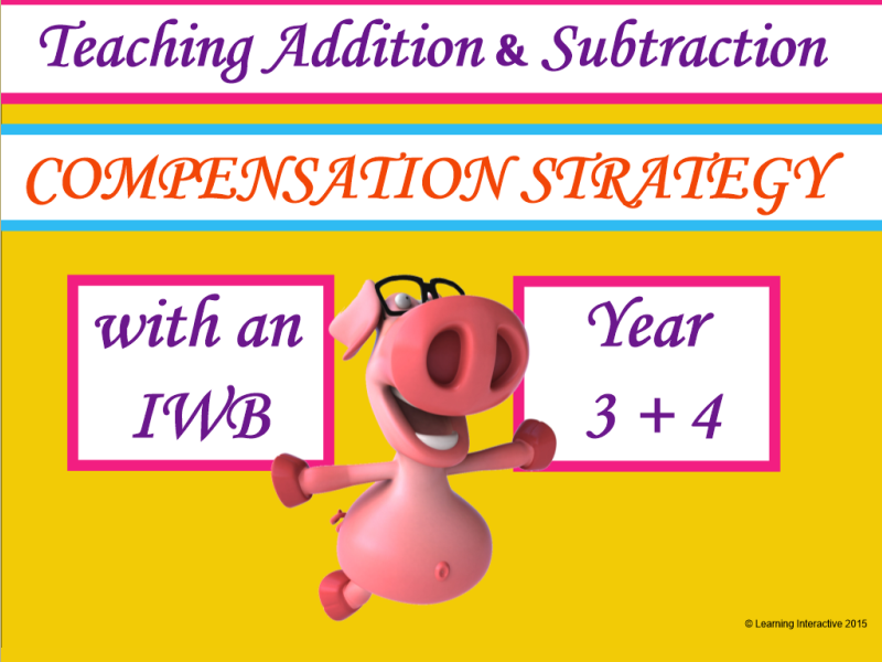 Compensation Strategy Years 3 and 4