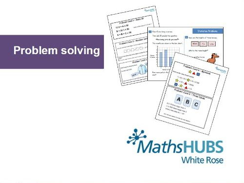 problem solving using counters