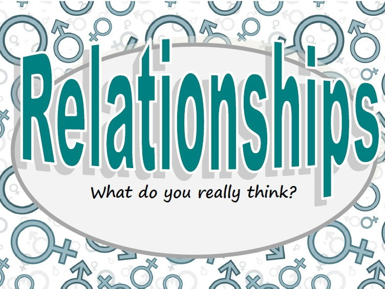 What do you really think, Relationships Discussions
