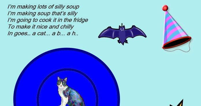 Rhyming Soup