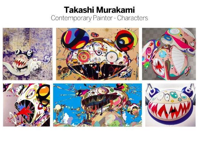Japanese Art - Takashi Murakami